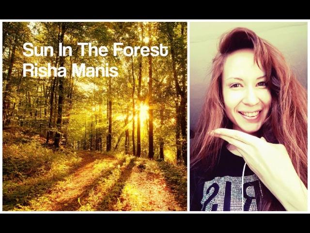 Sun in the forest (harp music) - Музыка поднимает настроение (звуки арфы, красивая музыка)