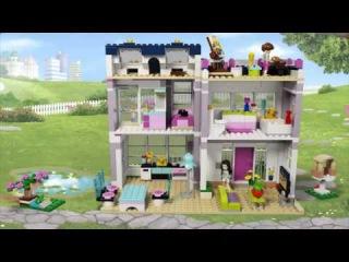 (ЛЕГО) LEGO® Friends - Развивающие мультики для самых маленьких - Мультфильмы для детей все серии