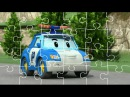 Пазлы для детей Робокар Поли. Развивающие мультфильмы для детей. Мультик - пазл.
