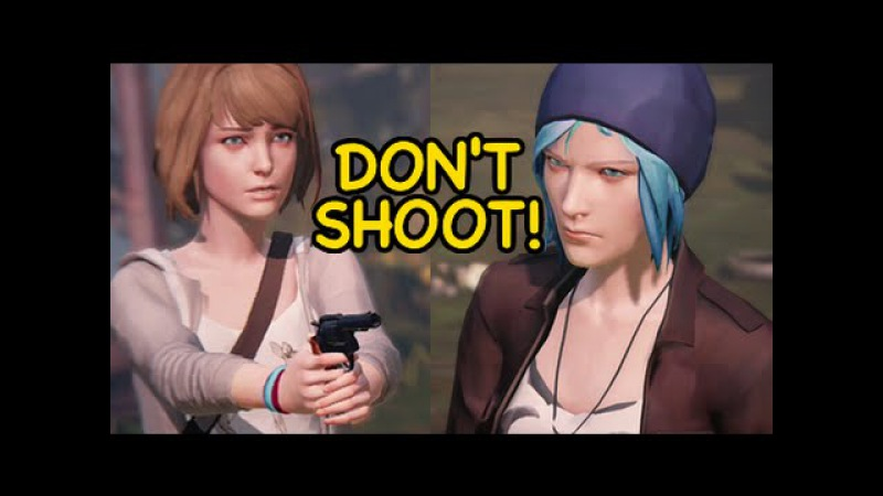 HOLD UP MAX! DON'T SHOOT EM! [LIFE IS STRANGE] [04]