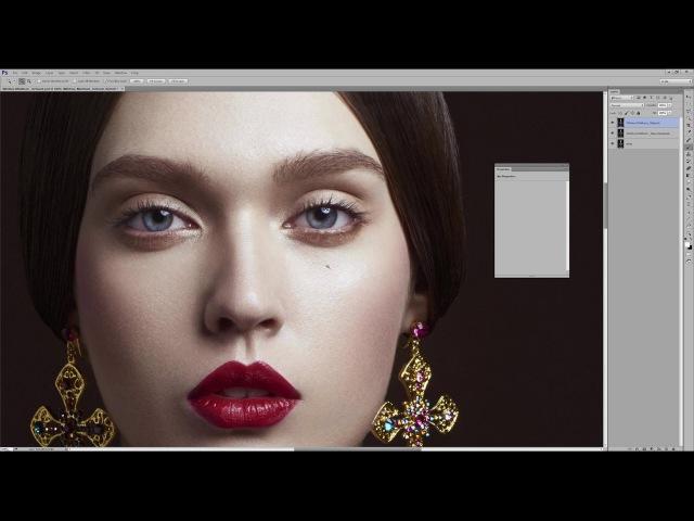 RetouchPRO LIVE Beauty Retouching Critique with Pratik Naik