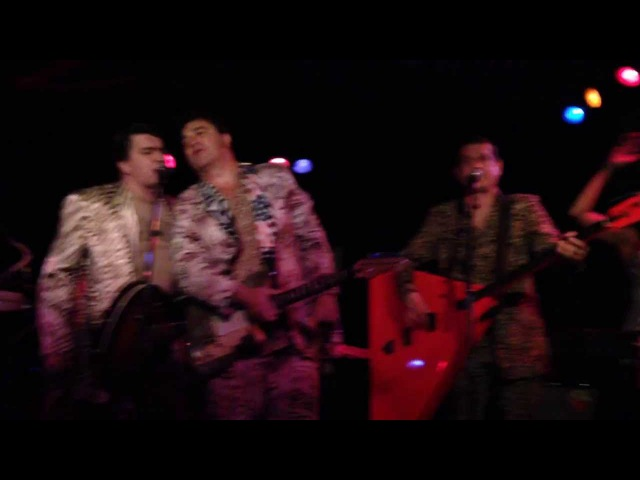 Don't Crucify Me - Red Elvises feat. Balu , Santa Cruz, Feb 20, 2014
