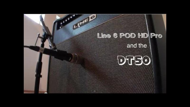 Line6 POD HD Pro DT50 - Metal