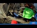 Замена пыльника шруса без снятия самого шруса. SKF - инструмент для универсальной замены.