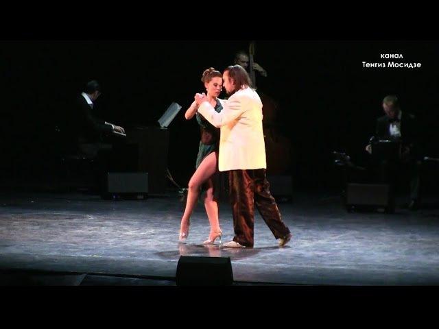 Argentine Tango Mariano Frumboli Juana Sepulveda Аргентинское танго Хуана и Чичо Фрумболи