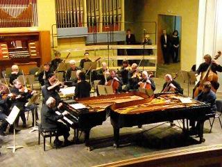 Пауль Бадура-Скода, Ростислав Кример, Moscow Soloists. Mozart Piano Concerto No. 10