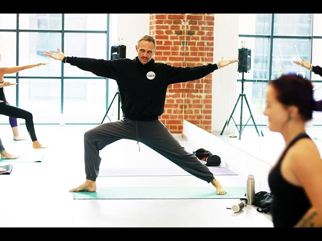 Михаил Павлов. Базовая последовательность асан (открытый уровень сложности) yoga_method