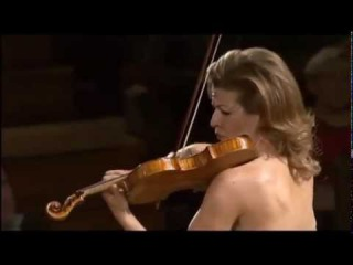 Anne Sophie-Mutter - Mendelssohn Violin Concerto in E minor, Op.64 - Kurt Masur