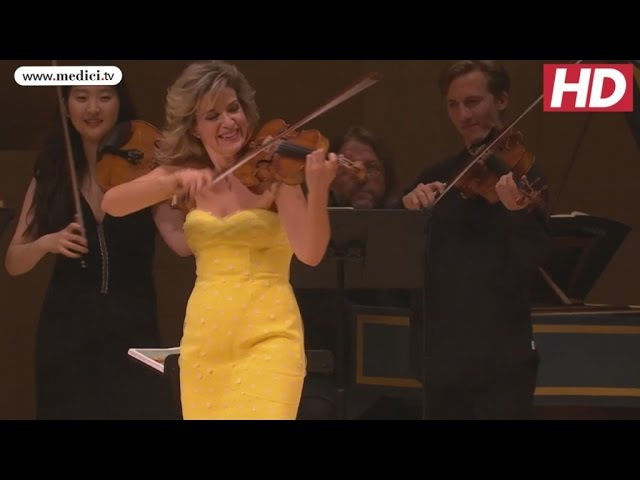 ANNE-SOPHIE MUTTER - Vivaldi,The Four Seasons Summer Presto