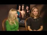 Еще одна из рода Болейн/The Other Boleyn Girl (2008) Интервью со Скарлет Йоханссон и Натали Портман