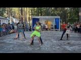 Твист / танец вожатых / 2 смена 2015