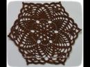 Вязание крючком Ажурный мотив openwork motif