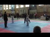 Годзю-рю карате, Кубок Украины, 2015 год, Шобу Кумите