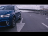 (EA7) DT Test Drive  Porsche Macan Turbo vs Audi RS Q3