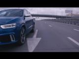 (EA7) DT Test Drive  Porsche Macan Turbo vs Audi RS Q3