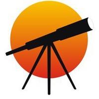 Логотип Четыре глаза Саратов