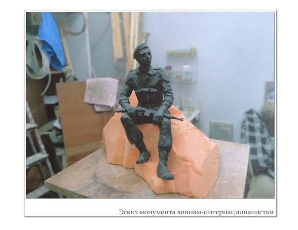 Появились эскизы памятников, которые установят в Нижнекамске в следующем году