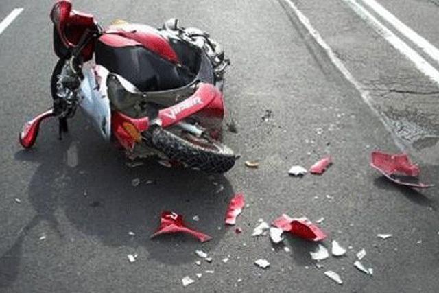 Под Таганрогом «Волга» сбила 17-летнего водителя скутера
