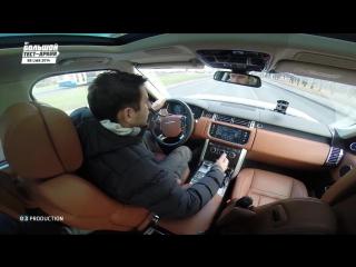 Range Rover Autobiography Black LWB 2014