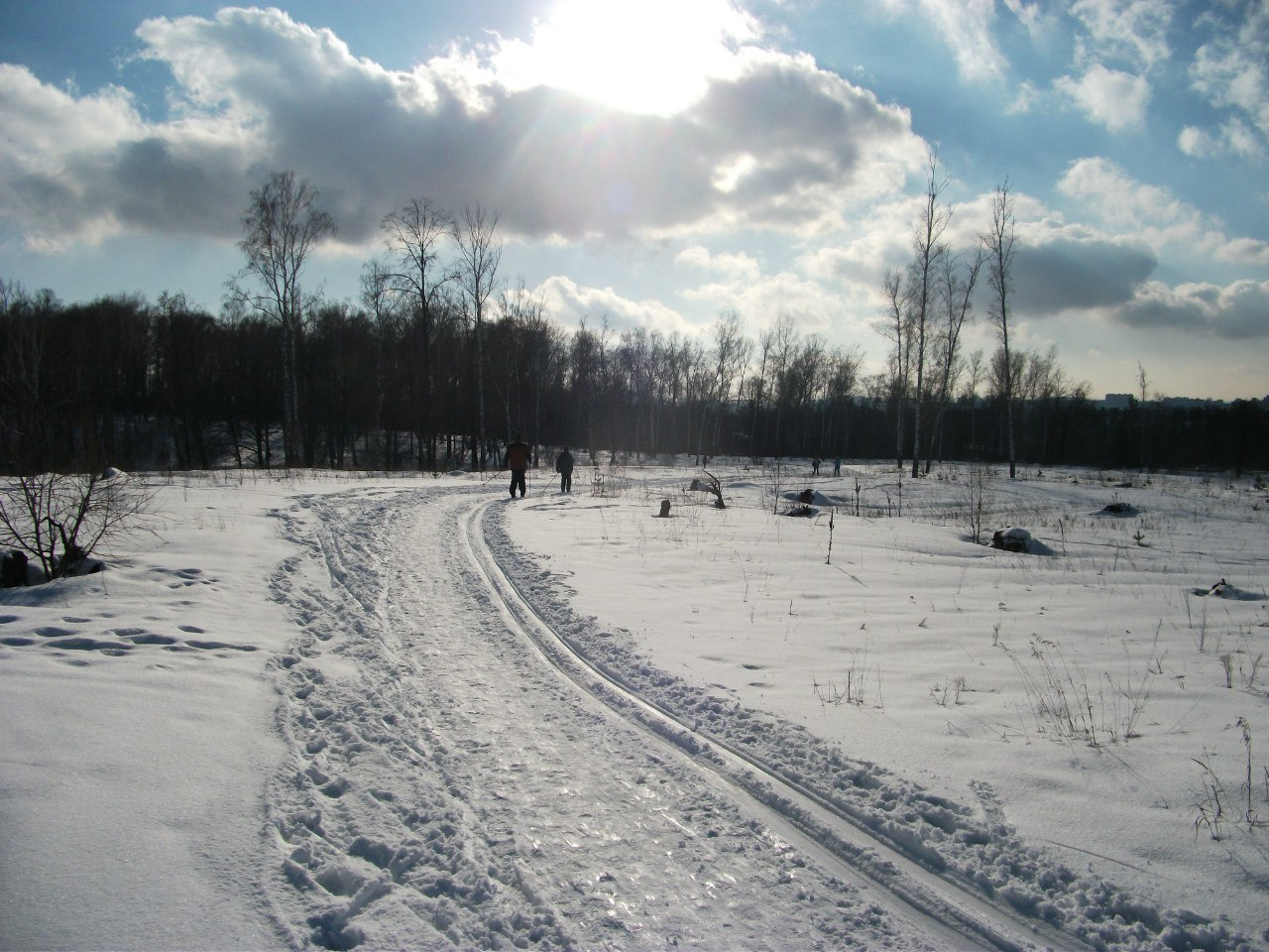 Мороз и солнце!!!