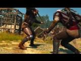 The Witcher 3׃ Wild Hunt (Ведьмак 3׃ Дикая охота) — Ярость и сталь ¦ ТРЕЙЛЕР