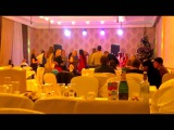 Встреча Нового года 2016 в ресторане Paradise в Донецке