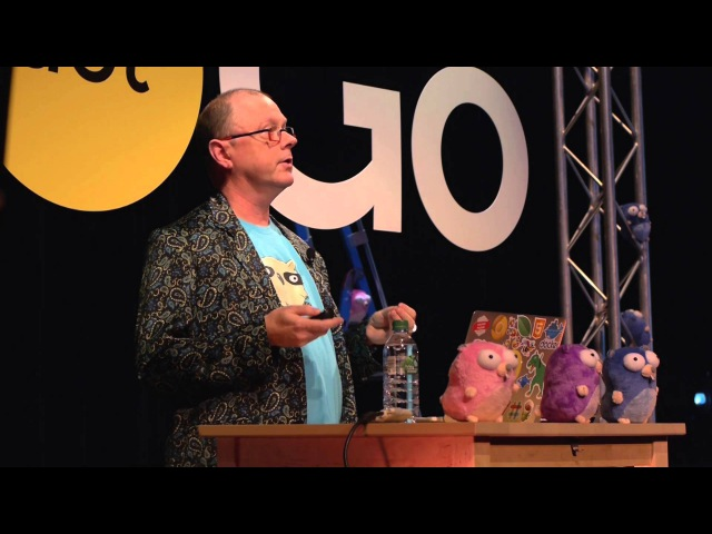 DotGo 2015 - Rob Pike - Simplicity is Complicated