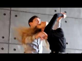 !Бразильский зук - танец Володи и Ани