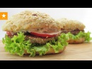 КОТЛЕТЫ без мяса Вегетарианский ГАМБУРГЕР от Мармеладной Лисицы Veggie Burger Recipe