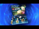 LEGO® Dimensions - Dylan & Augie - Fun Packs - Different Worlds Different Looks!