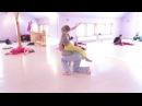 Зимний фестиваль по контактной импровизации 2016 Танец Катя и Дима