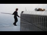 Человек на канате Man on wire Документальный фильм