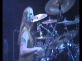 Marduk - Baptism by fire (drumcam) @ Extreme Fest 2012 H