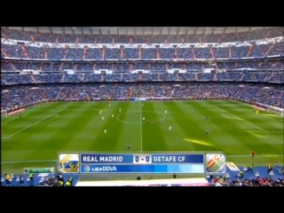 Реал Мадрид - Хетафе (Обзор матча)