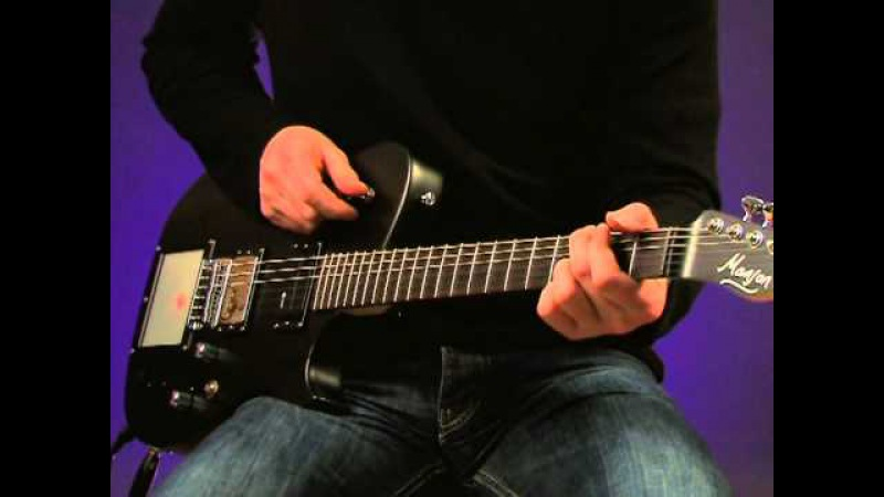 Manson MB-1 Parker MIDI Fly video review demo Guitarist Magazine