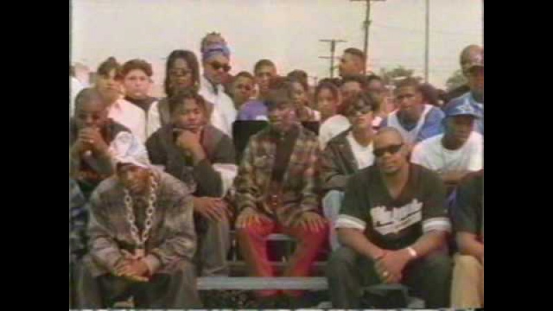 South Central Cartel feat. Treach, Murder Squad, Ant Banks, Spice 1 Ice T - No Peace