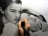 Рисунок влюбленная пара