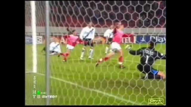Lokomotiv - Inter Milan - 3-0 (CL 2003-04)