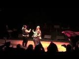 Selma &amp Hakim (Tunisian dancers) Fazzani Mezoued (Tunisian Folk Dance).