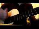Есть красивая одна девушка на Земле под гитару