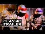 Teenage Mutant Ninja Turtles (1990) Official Trailer - Live Action Movie HD