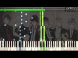 Synthesia (Hard Piano Version) Diabolik Lovers OP - Mr. Sadistic Night (Opening) Diabolik Lovers