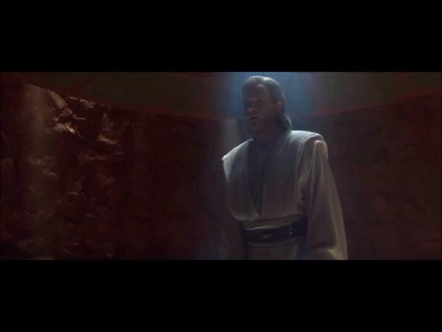 Count Dooku talks to Obi-Wan Kenobi - Star Wars Episode II Attack of The Clones - HD1080p
