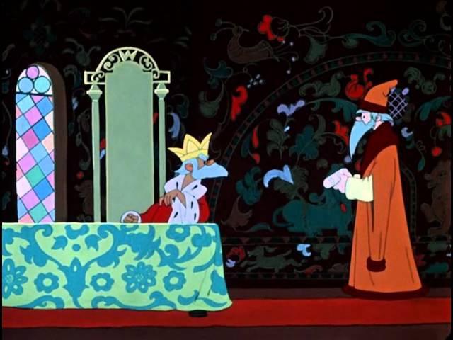 В некотором царстве мультфильм СССР 1957 г