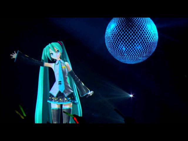 Hatsune Miku - Starduster [Live in Sapporo]