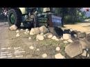 Скачать мод трактор ЮМЗ-6К Погрузчик v1.0 для Spintires / Spin...