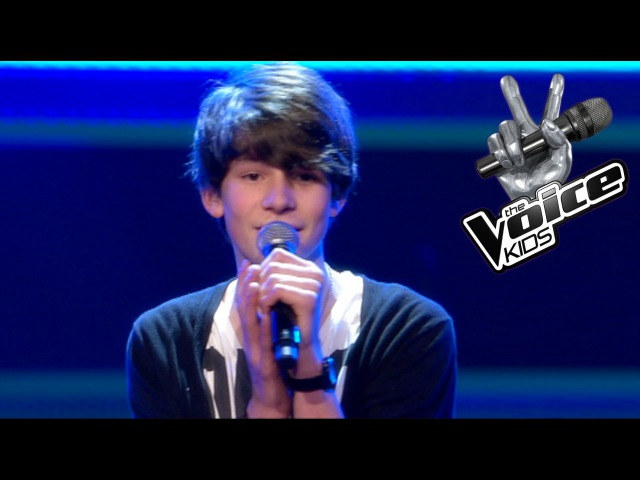 Lennart - The A Team (The Voice Kids 2012: The Blind Auditions)