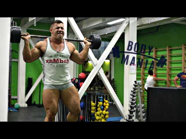 УБИВАЕМ НОГИ Мощная тренировка от Далера Исматова