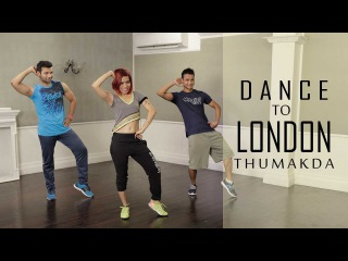 Dance Your Way To Fitness With Bollywood Music | London Thumakda