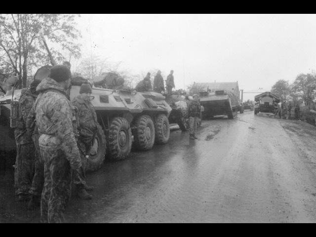 Чечня 1995 Сражение на Лысой горе - возвращение павших